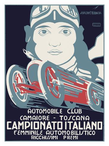 Campionato Italiano Giclee Print