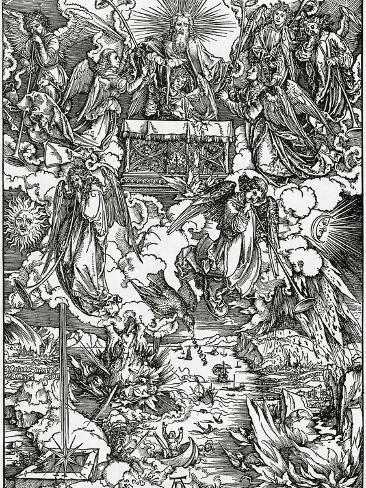 Last Judgement Giclee Print