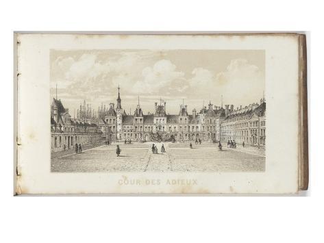 Album: Memories of Fontainebleau Said