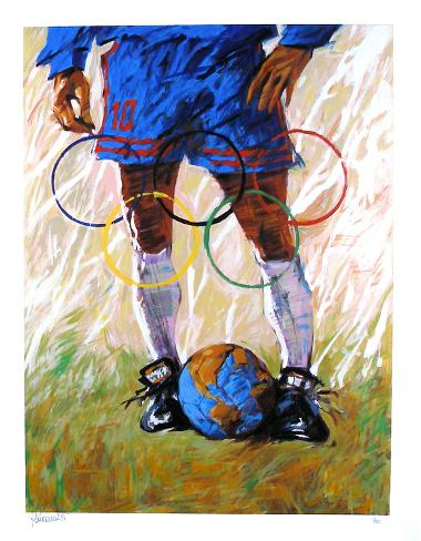 Where the World Comes to Play Collectable Print