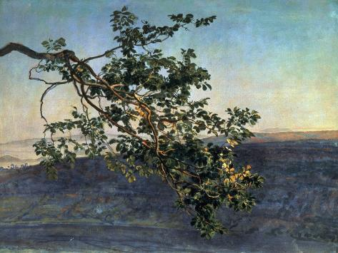 The Branch Giclee Print