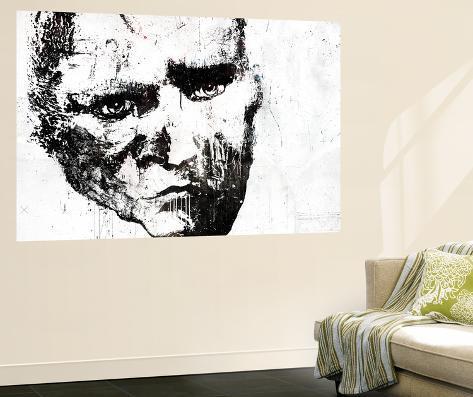 Creep Giant Art Print