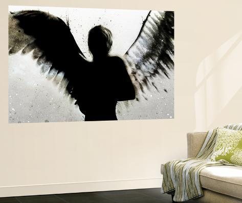 Heaven in Her Arms Wall Mural