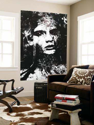 Precious Giant Art Print