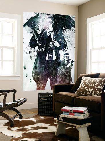 Trash 2 Giant Art Print