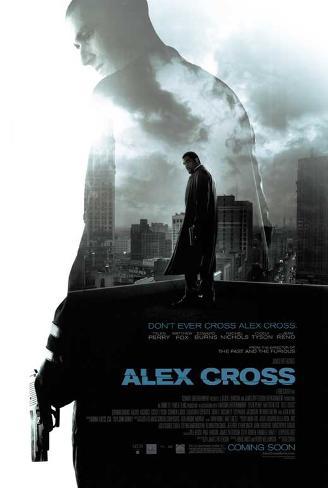 Alex Cross Lámina maestra