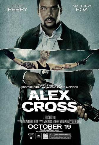 Alex Cross Masterprint