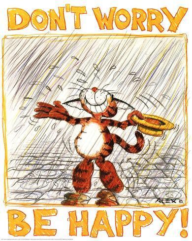 Alex Rinesch (Don't Worry Be Happy, Sugar) Art Poster Print Mini Poster