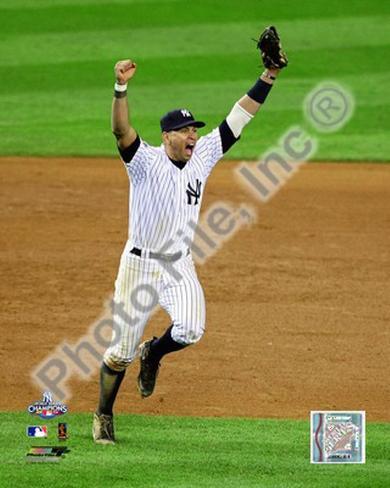 Alex Rodriguez Game Six of the 2009 MLB World Series Photo