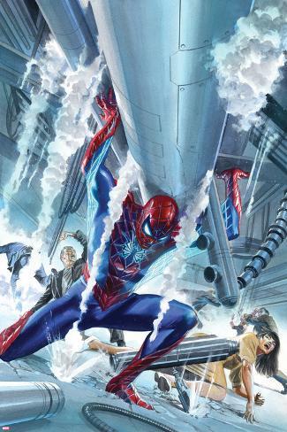 Cool Spiderman Artwork