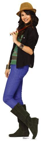 Alex Russo - Wizards of Waverly Place Cardboard Cutouts