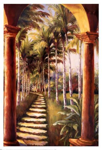 Cartagena I Art Print