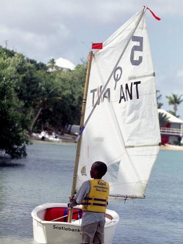 Antigua, Caribbean Photographic Print