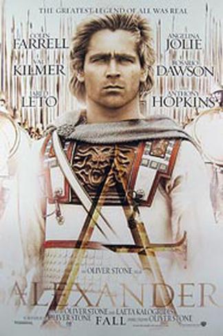 Alexander Original Poster