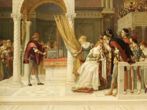The Merchant of Venice Giclee Print