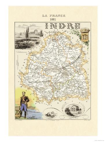 Indre Premium Giclee Print