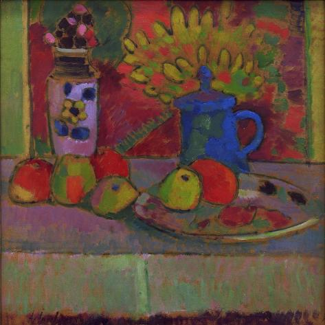 Still Life with Flowers, c.1910 Giclee Print