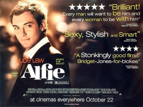 Alfie Originalposter