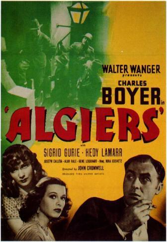Alger Impressão original