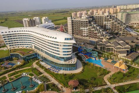 Hotels In Lara Beach Aerial Antalya Turkey