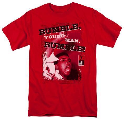Ali-Rumble T-Shirt