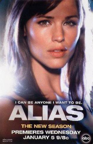 Alias Original Poster