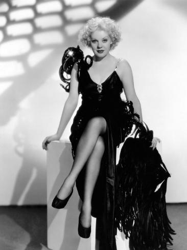 Alice Faye, Mid-1930s Photo