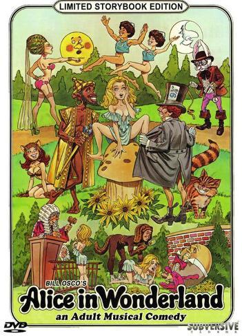 Alice in Wonderland: An X-Rated Musical Fantasy Masterprint