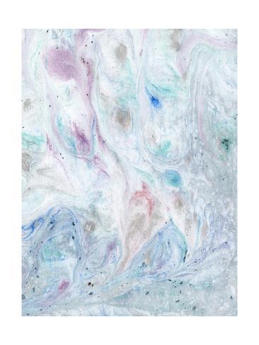 Marble II Art Print