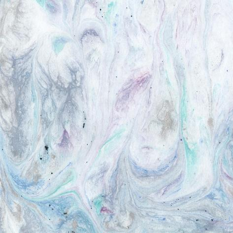 Marble III Art Print