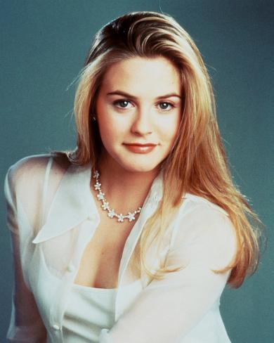 Alicia Silverstone - Clueless Photo