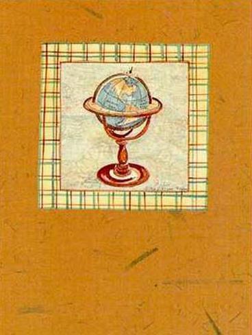 Around the World II Art Print