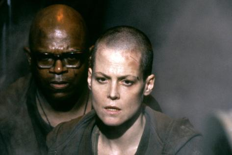 Alien 3 1991 Directed by David Fincher Avec Charles S. Dutton and Sigourney Weaver Fotografia
