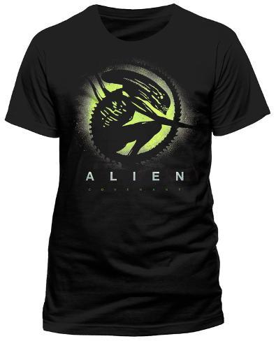 Alien Covenant - Xeno Silhouette T-Shirt