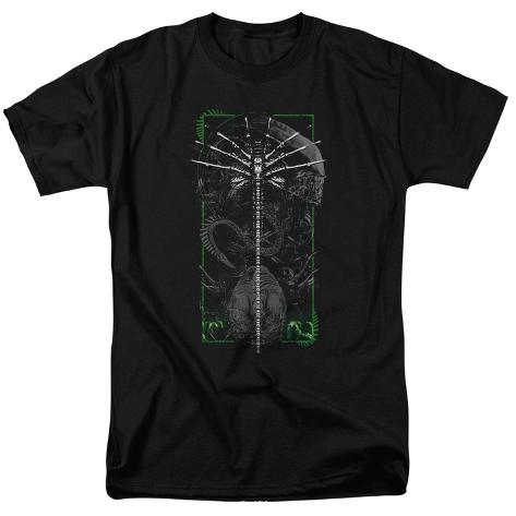 Alien- Facehugger Evolution T-Shirt