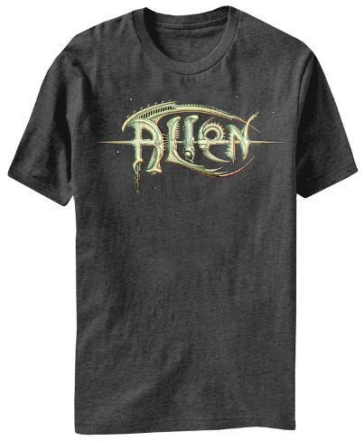 Alien - Logo Parts Camiseta