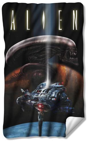 Alien - Prey Fleece Blanket Fleece Blanket