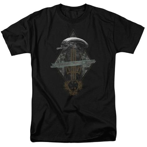 Alien- Weyland Yutani Corp Brand T-Shirt