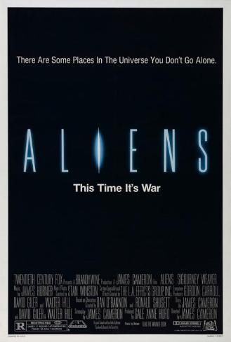 Alienígenas Pôster
