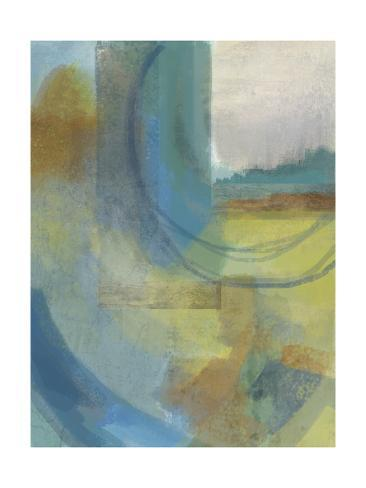 East Wind I Art Print