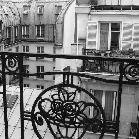 Paris Hotel I Konstprint