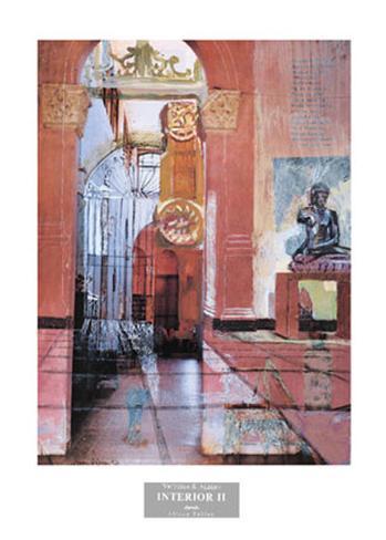 Victoria and Albert Interior I Art Print