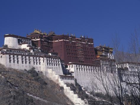 The Potala Palace Photographic Print