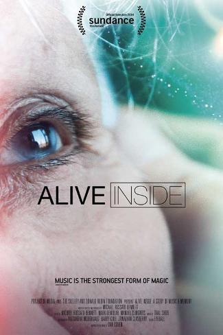 Alive Inside Lámina maestra