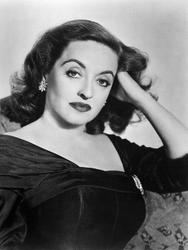All About Eve, 1950 Photographic Print