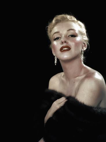 All About Eve, Marilyn Monroe, Directed Joseph L. Mankiewicz, 1950 Photo