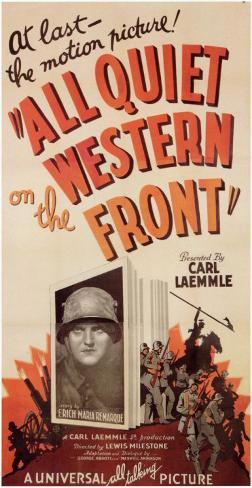 All Quiet on the Western Front Masterprint