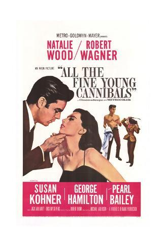 All the Fine Young Cannibals Art Print