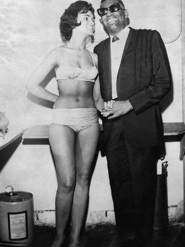 Ray Charles - 1961 Valokuvavedos