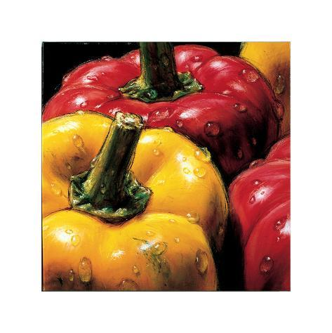 Peppers Giclee Print